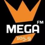 Logo da emissora Mega Gospel Web Rádio