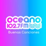 Logo da emissora Radio Oceano 102.7 FM