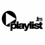 Logo da emissora Rádio Playlist FM
