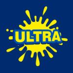 Logo da emissora Rádio Rede Ultra