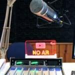Logo da emissora Web Rádio 98