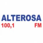 Logo da emissora Rádio Alterosa 100.1 FM