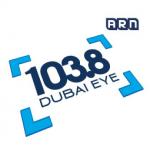 Logo da emissora Radio Dubai Eye 103.8 FM