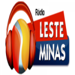 Logo da emissora Rádio Leste Minas