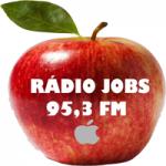 Logo da emissora Rádio Jobs FM