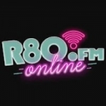 Logo da emissora Radio R80 88.3 FM