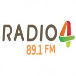 Logo da emissora Radio 4 89.1 FM