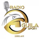 Logo da emissora Radio Aguila 1050 AM