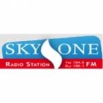 Logo da emissora Radio Sky One 100.1 FM