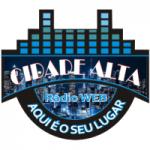 Logo da emissora Rádio Cidade Alta