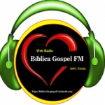 Logo da emissora Biblica Gospel FM