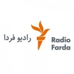 Logo da emissora Farda Radio