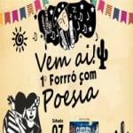 Logo da emissora Rádio Forró Com Poesia