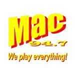 Logo da emissora Radio KMCN Mac 94.7 FM