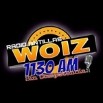 Logo da emissora Radio Antillas 1130 AM