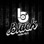 Logo da emissora Radio Black 92.5 FM