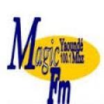 Logo da emissora Radio Magic 100.1 FM