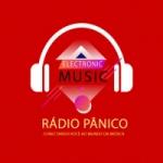 Logo da emissora Rádio Pânico - Eletrônico