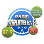Logo da emissora Rádio Corumbataí 87.9 FM