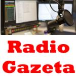 Logo da emissora Rádio Gazeta