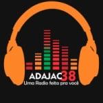Logo da emissora Rádio Adajac 38