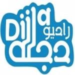 Logo da emissora Radio Dijla 88.2 FM