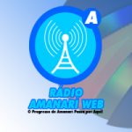 Logo da emissora Rádio Amanarí Web