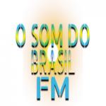 Logo da emissora Rádio O Som do Brasil FM