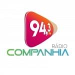 Logo da emissora Rádio Companhia 94.3 FM
