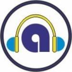 Logo da emissora Alvorada Gospel FM