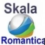 Logo da emissora Rádio Skala Romantica