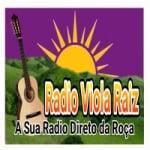 Logo da emissora Rádio Viola Raiz