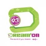 Logo da emissora Radio Dream'On 93.0 FM