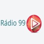 Logo da emissora BU 99 FM