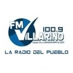 Logo da emissora Radio Villarino 100.9 FM