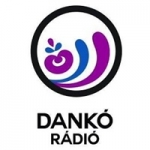 Logo da emissora Dankó Rádió 100.8 FM
