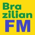 Logo da emissora Brazilian FM