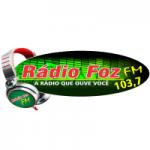 Logo da emissora Rádio Foz FM