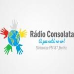 Logo da emissora Rádio Consolata FM