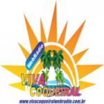 Logo da emissora Viva Coqueiral Web Radio