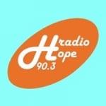 Logo da emissora Rádio Hope 90.3 FM