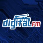 Logo da emissora Rádio Digital FM