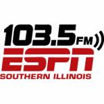 Logo da emissora Radio WXLT ESPN 103.5 FM
