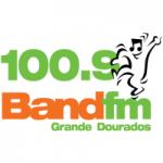 Logo da emissora Rádio Band 100.9 FM