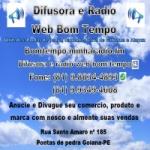 Logo da emissora Difusoras Rádio Web Neon