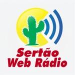 Logo da emissora Sertão Web Rádio