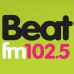 Logo da emissora Radio Beat 102.5 FM