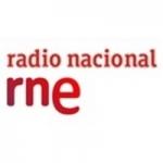 Logo da emissora Radio-1 Nacional España RNE 585 AM