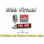 Logo da emissora Web Rádio Virtual FM