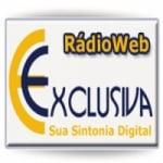 Logo da emissora Rádio Web Exclusiva FM